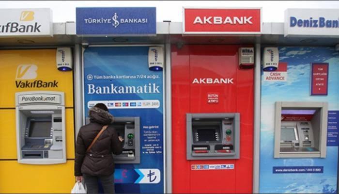 أوقات عمل البنوك التركية وقت الحظر