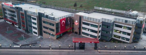"""مدرسة """"باهجه شهير"""" الخاصة Özel Bahçeşehir Koleji Gaziantep"""