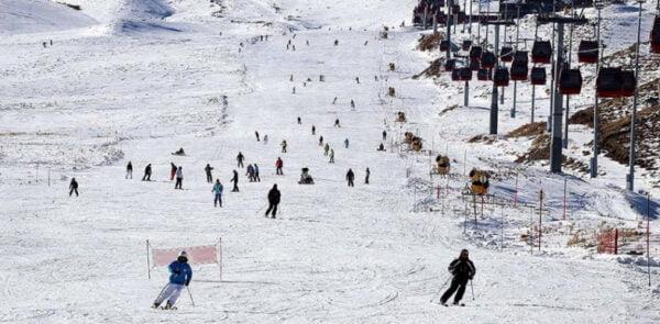 مركز التزلج على جبل أرجيس