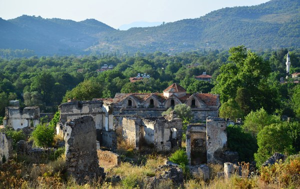 Aşağı Kilise (Panayia Pirgiotissa Kilisesi-Fethiye)