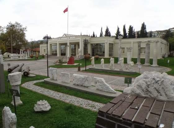 Kocaeli Arkeoloji ve Etnografi Müzesi