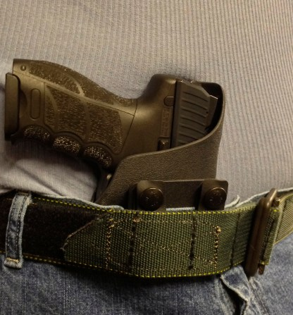 Archangel 2 Tuckable AIWB Holster 3