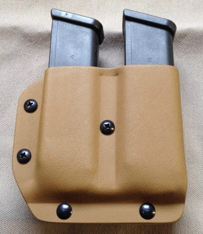 Archangel 2 Inside Waist Band (IWB) Double Vertical Mag Pouch