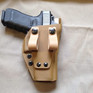 Seraphim 2 - RMR Appendix Carry Holster Inside Waist Band (IWB)