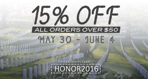 Holster Sale 2016 Memorial Day