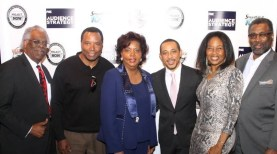with FW Black Chamber of Commerce's Film Institute