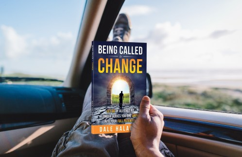 On a Mission for Change with his new Book and Vision for Humanity