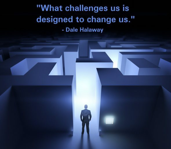 Overcoming Challenges Leads To Great Rewards