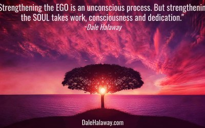 Are You Strengthening Your Ego or Your Soul?