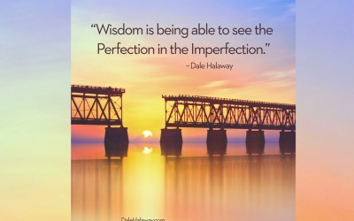 See the Perfection in Imperfection