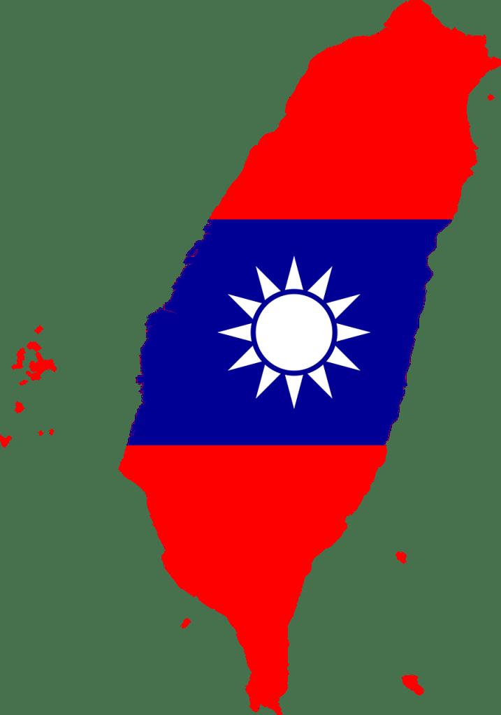 Tajwan granice