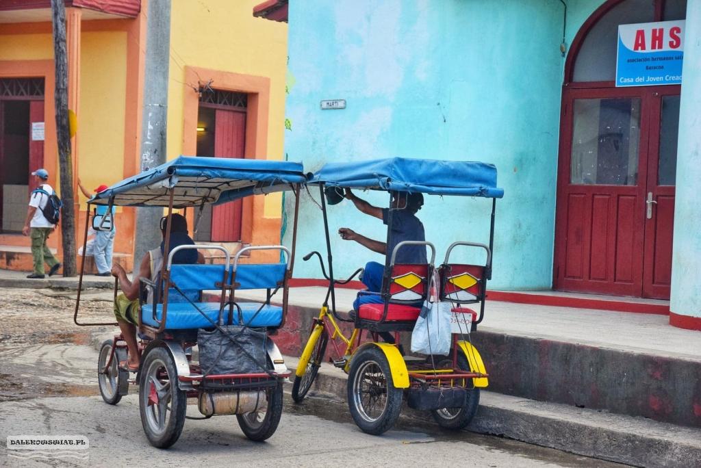 Taxi na Kubie