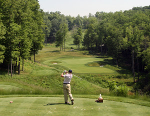 Highland Course at Primland #8