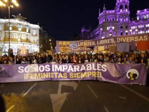 La España feminista derrota a Vox y al PP