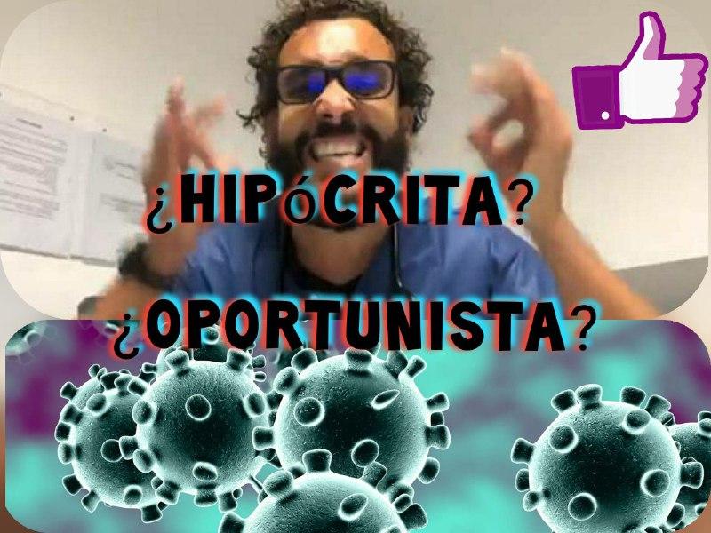 Spiriman ¿Hipócrita u oportunista?