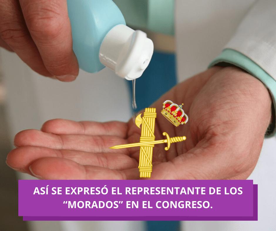 """""""Higiene democrática"""" tras la destitución de Diego Pérez de los Cobos"""