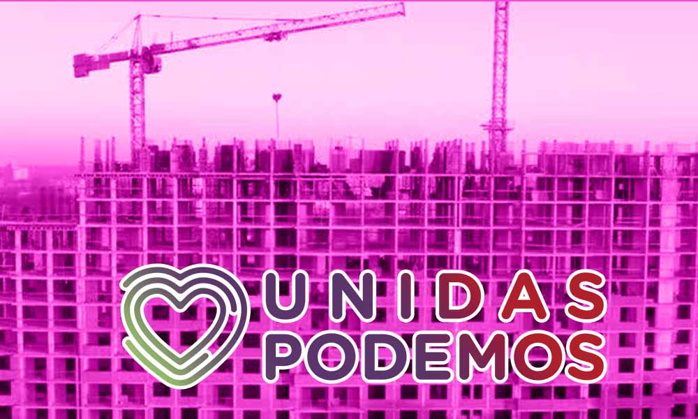 Unidas Podemos prepara propuestas para la mesa de reconstrucción del país