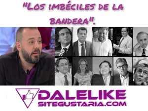 La ultraderecha carga contra Antonio Maestre por el artículo «Los imbéciles de la bandera».