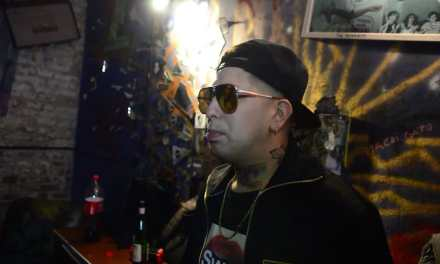 """XXL Irione: """"El trap o rap ocupan lo que el rock no puede"""""""