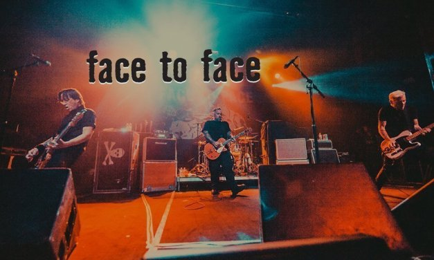 Face to Face trae a Argentina su tour Latin American 2019