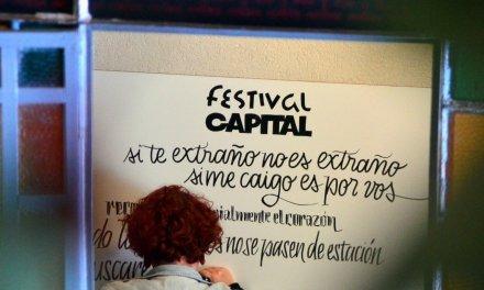 Festival Capital, solidario y sustentable