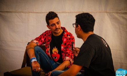 Muerdo girará por Argentina, donde grabará su nuevo disco