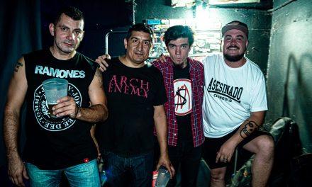 """Asesinado Corazón: """"Hacemos música dedicada a nuestros amigos"""""""