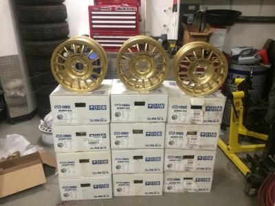 BXR Ralley Sport Rims In Stock