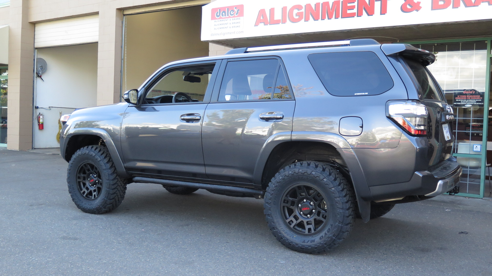 Road Runner Auto Sales >> 2014 Toyota 4-Runner with Icon Lift
