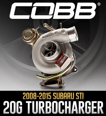 Dales Auto Service STi has gone Cobb Tuning Stage 3