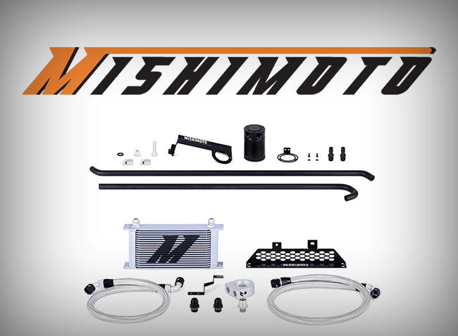 New: Mishimoto Oil Cooler and Catch Can for '13+ Ford Focus ST