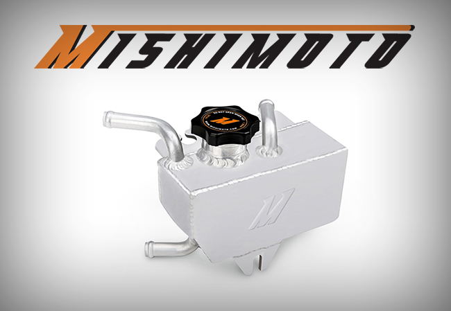 New: Mishimoto Coolant Expansion Tank for '08-14 Subaru WRX