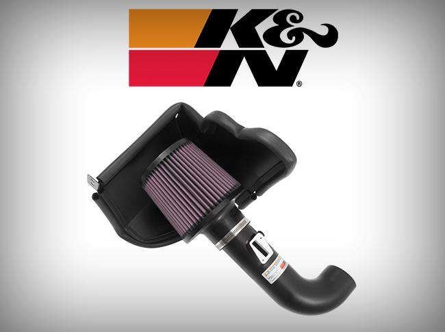 New: K&N Performance Intake for '15 Subaru WRX