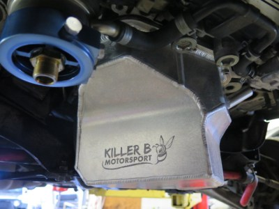 Killer B Oilpan, Baffle and Oil Pick up at Dales Auto Service