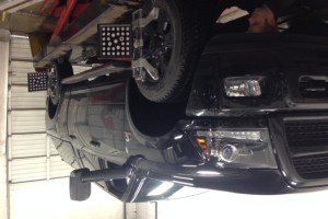 '14 Ram 3500 TRUXXX Level off kit at Dales Auto Service