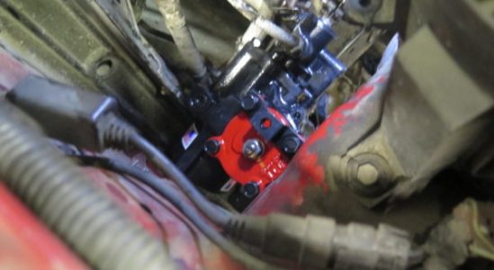 Dales Auto Service Toyota 4×4 gets a REDHEAD Steering Gear