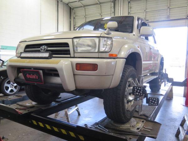 JDM Toyota Hilux(4 Runner) in for Bilstein 5100 Lift struts/shocks and rear Spacer Lift