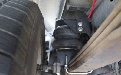 F-150 in for Firestone Ride-Rite Airbags