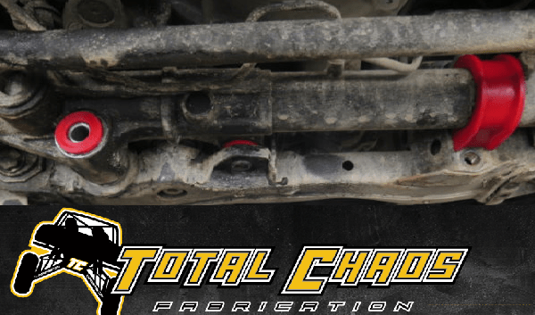 '04 Tacoma in for Total Chaos Rack Bushings