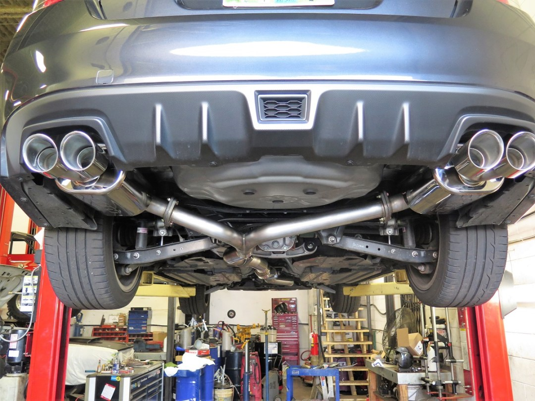 Cobb Exhaust at Dales Auto Service (10)