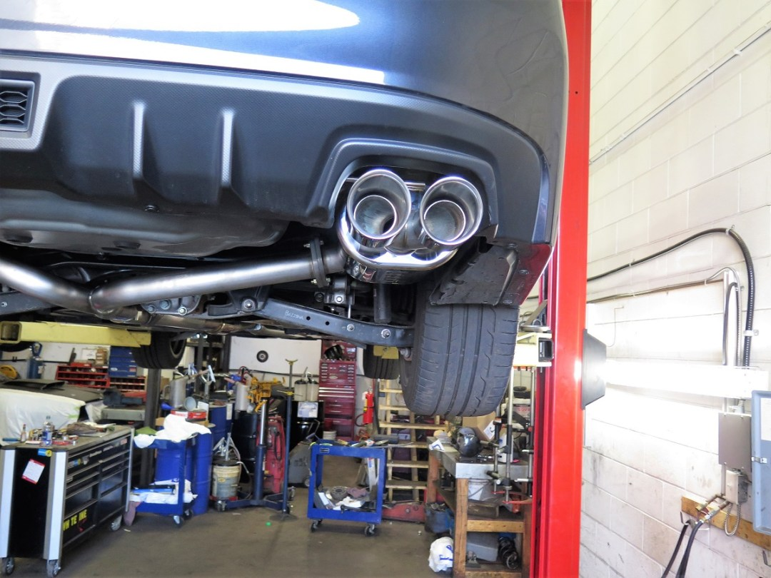 Cobb Exhaust at Dales Auto Service (9)