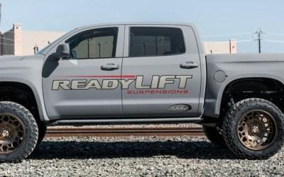 ReadyLift for 2017 Toyota Tundra