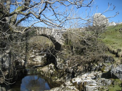 Ribblehead and Thorns Gill: a shallow labyrinth