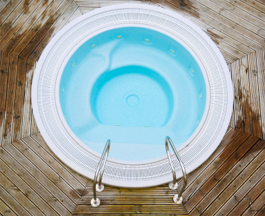 Electric Company Reseda Hot Tub Wiring