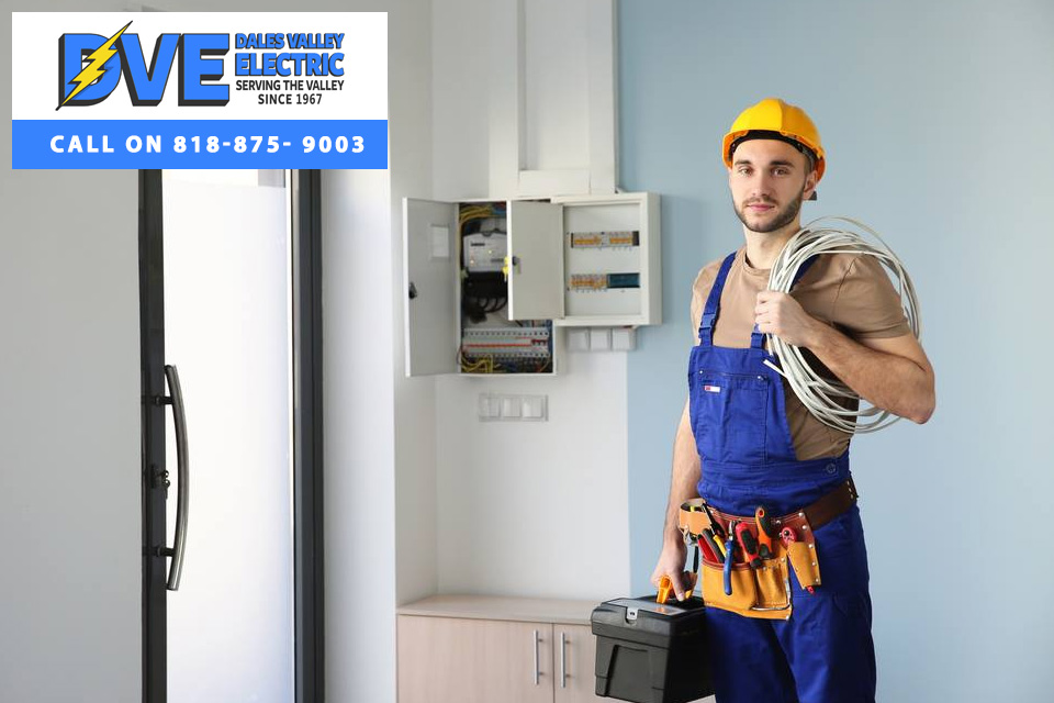 Let Our Porter Ranch Electrician Help You Today