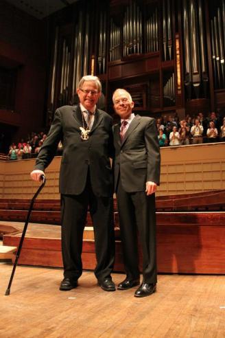 ACDA Hall of Fame award