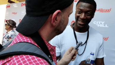 ATX Interview - Aldis Hodge