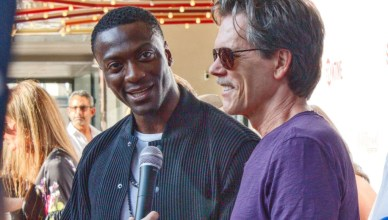 ATX Day 3 Coverage - Kevin Bacon and Aldis Hodge