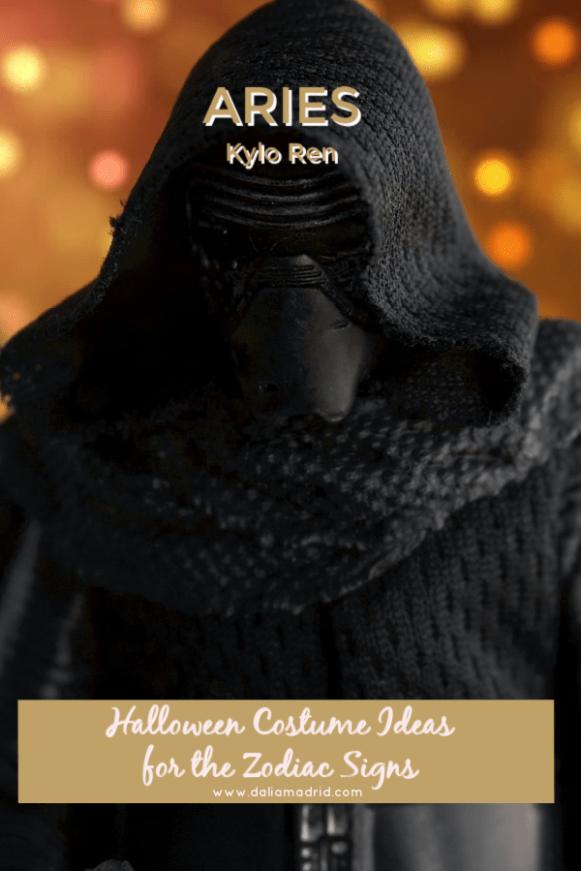 Aries Halloween Costume - Kylo Ren