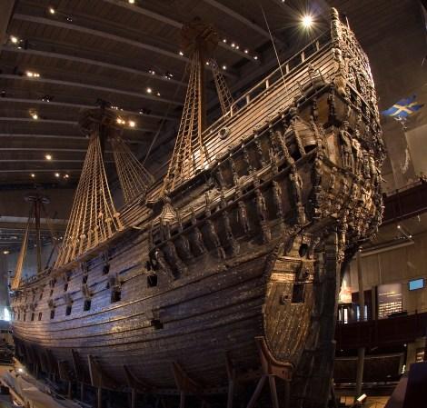 Vasa the warship